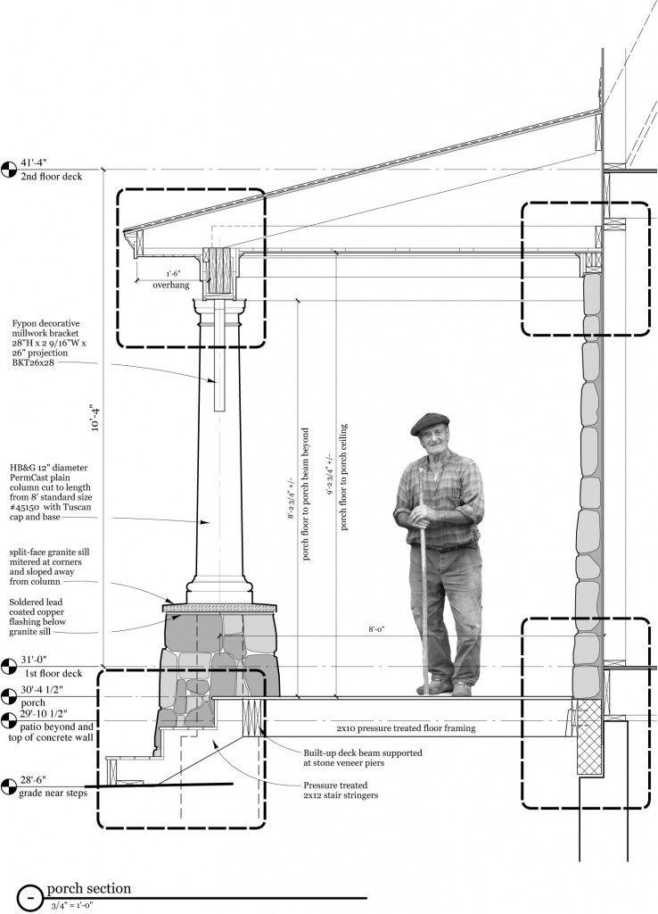 Details architecture architecture building design - Exterior wall construction details ...