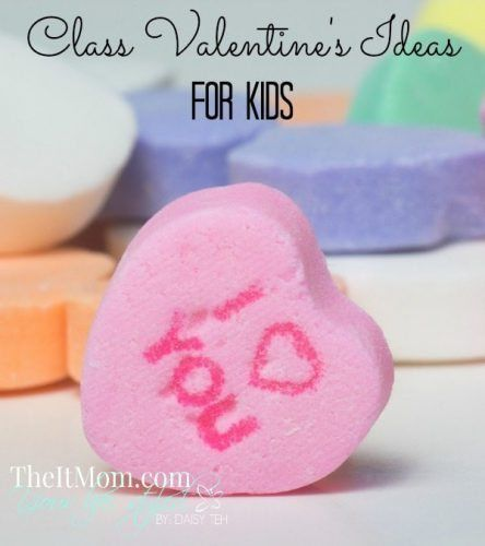 Oooh! Some of these DIY Valentine\'s Day class cards and ideas are ...