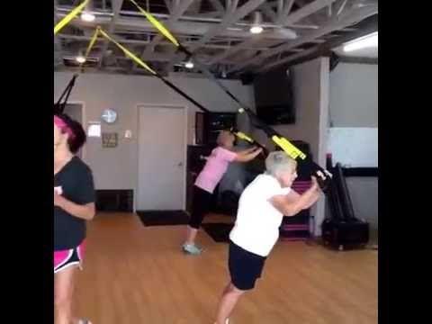 trx circuit workout for senior women  exercise circuit
