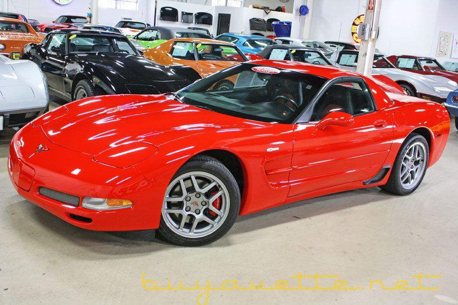 2002 Corvette Z06 For Sale 2002 corvette z06, Corvette