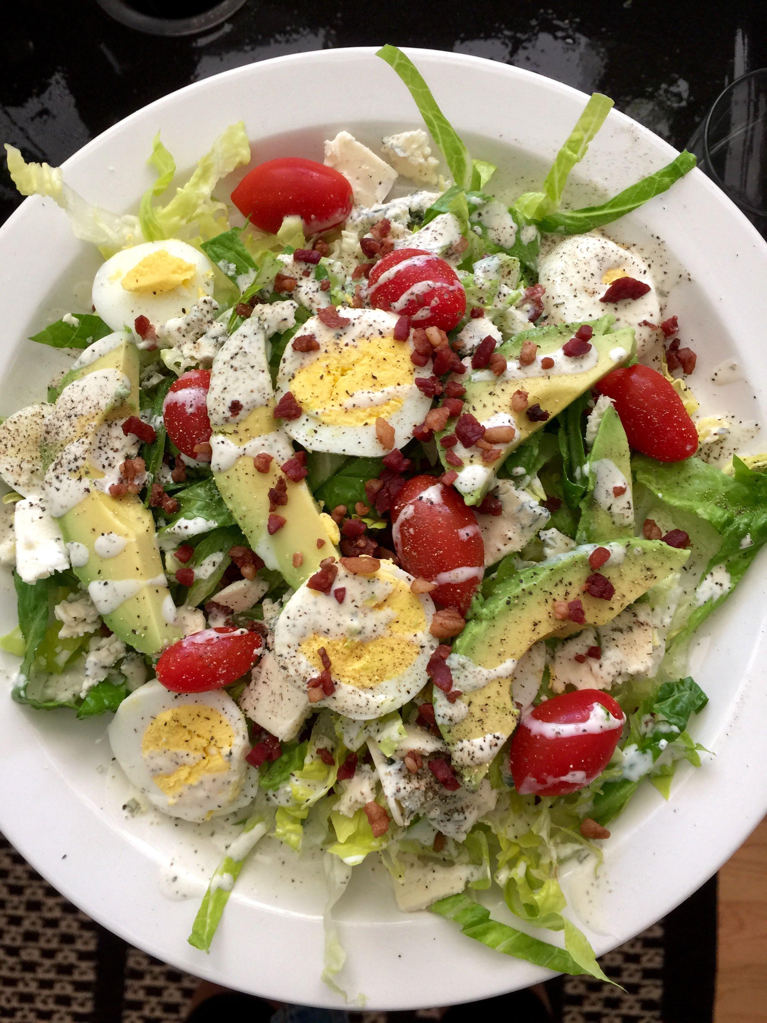 Cobb Salad South Beach Diet Recipes Salad Cobb Salad
