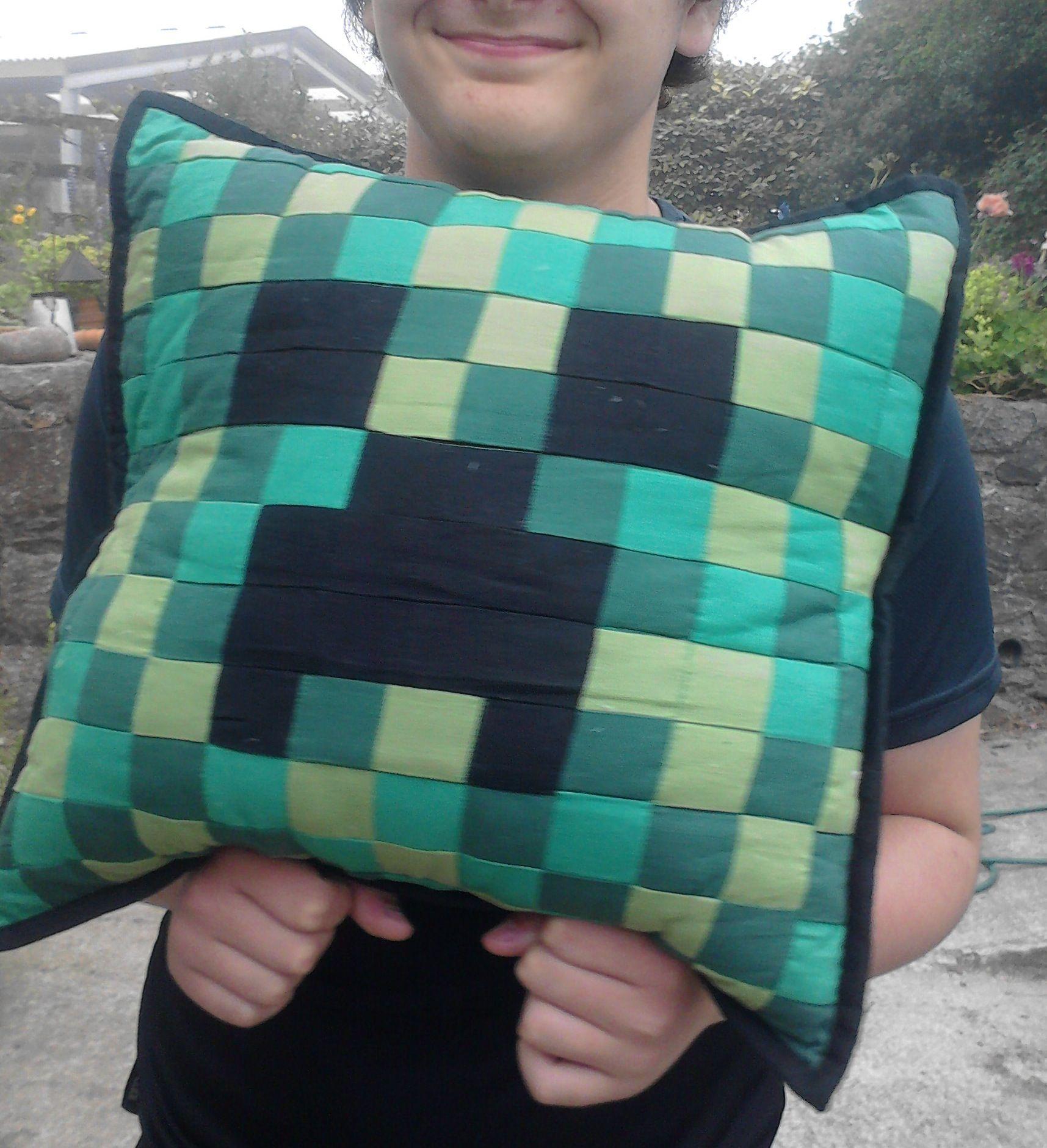 pillow   Minecraft   Pinterest