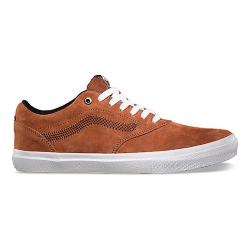 The Euclid is a brand new style fresh out of the Vans labs. It combines clean Off The Wall heritage skate shoe style with ultra sturdy WaffleCup construction, and advanced cushioning.