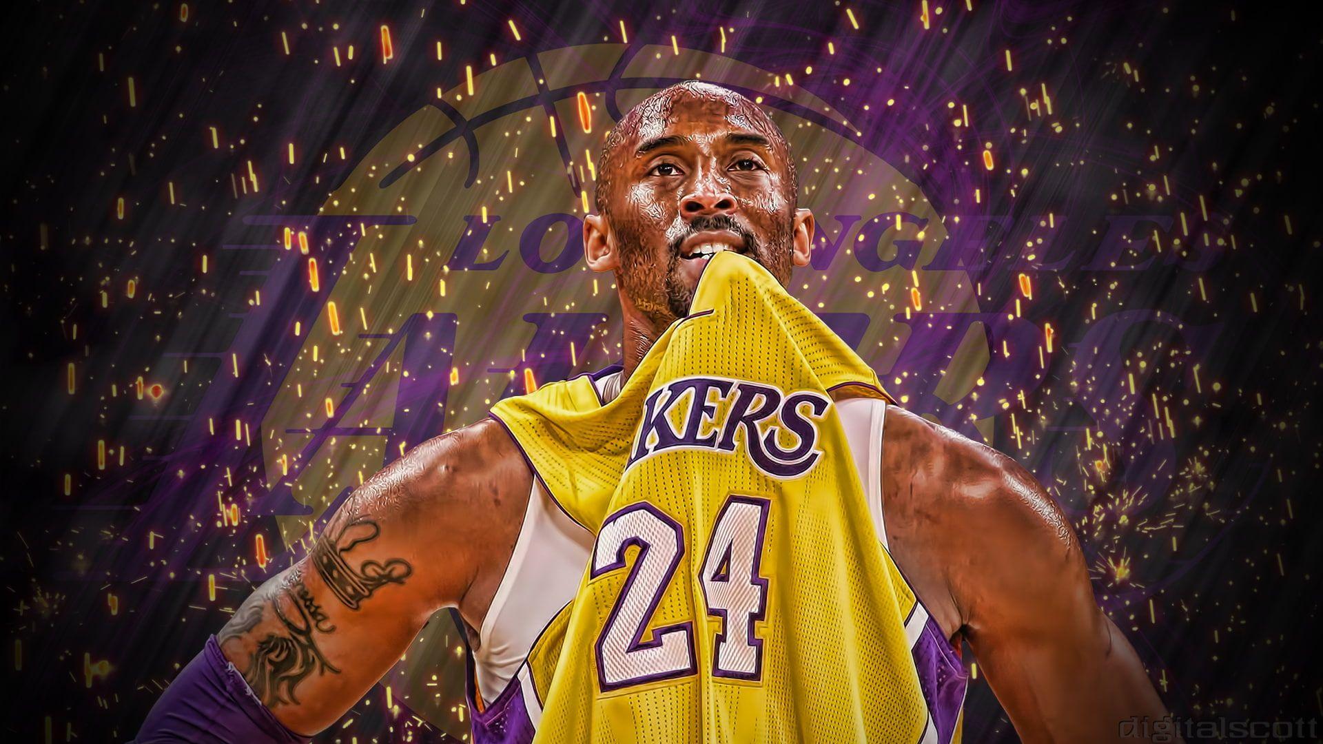 Kobe Bryant Computer 1080p Wallpaper Hdwallpaper Desktop In 2020 Kobe Bryant Wallpaper Kobe Bryant Kobe