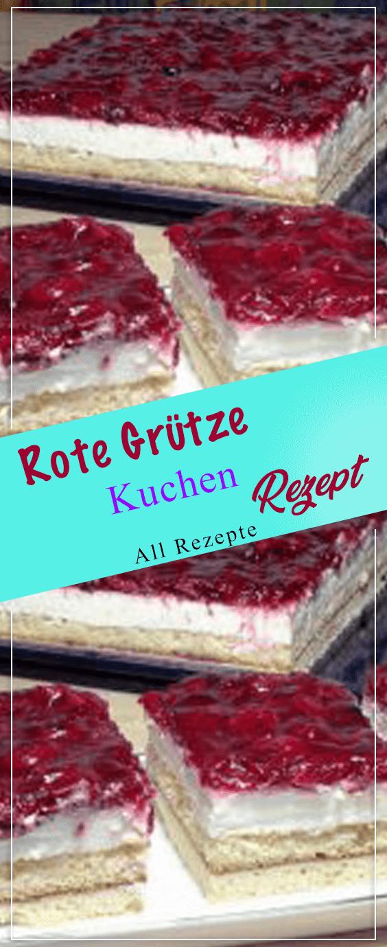 Rote Grütze Kuchen Rezept.#Kochen #Rezepte #einfach #köstlich #simplecheesecakerecipe