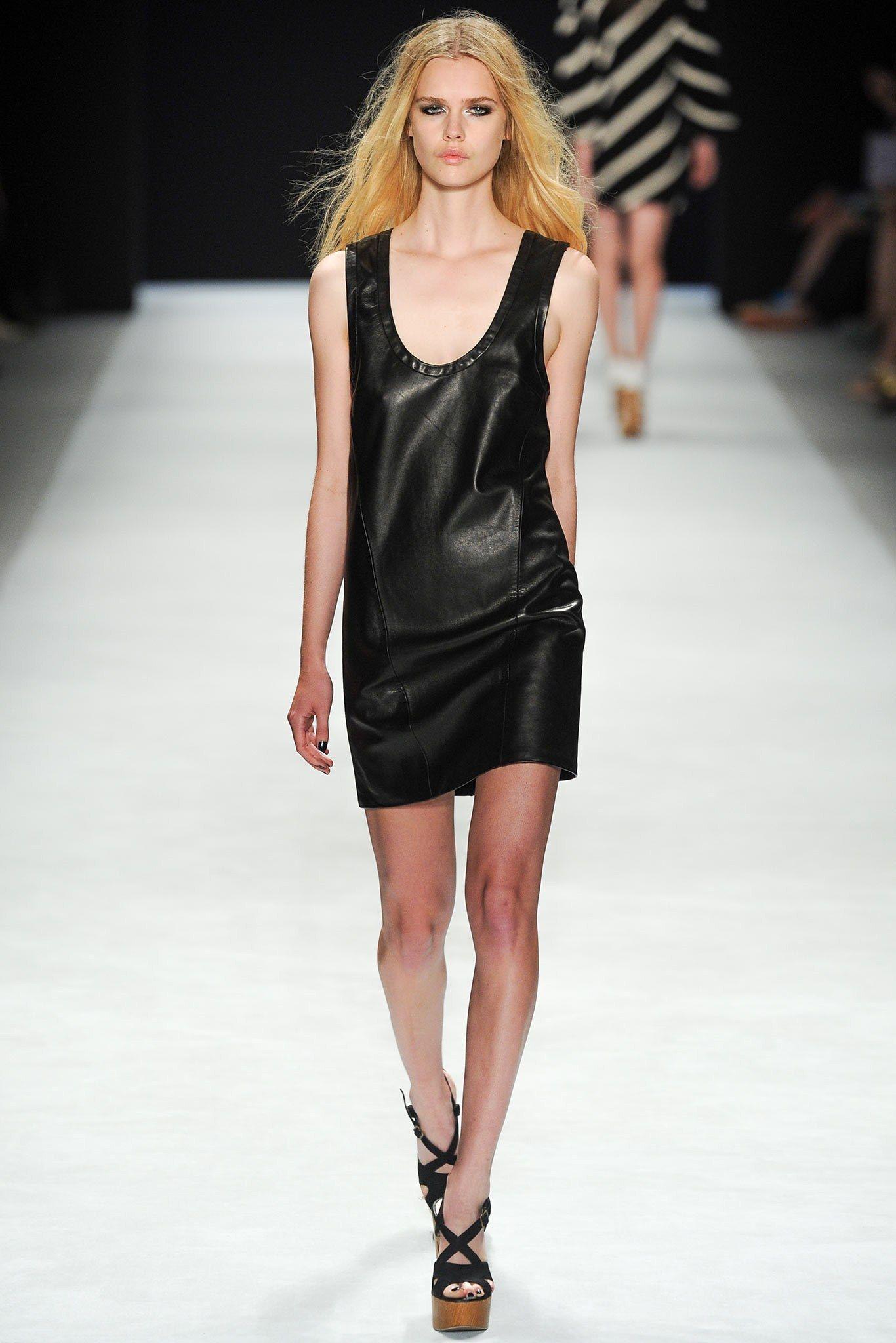 Jill Stuart SpringSummer 2014 RTW – New York Fashion Week pictures