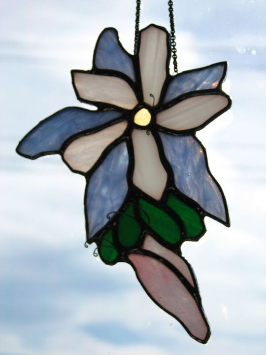 Columbine Suncatcher