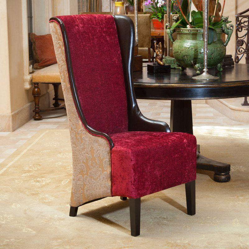 Best Selling Home Riyad High Back Arm Chair   295326