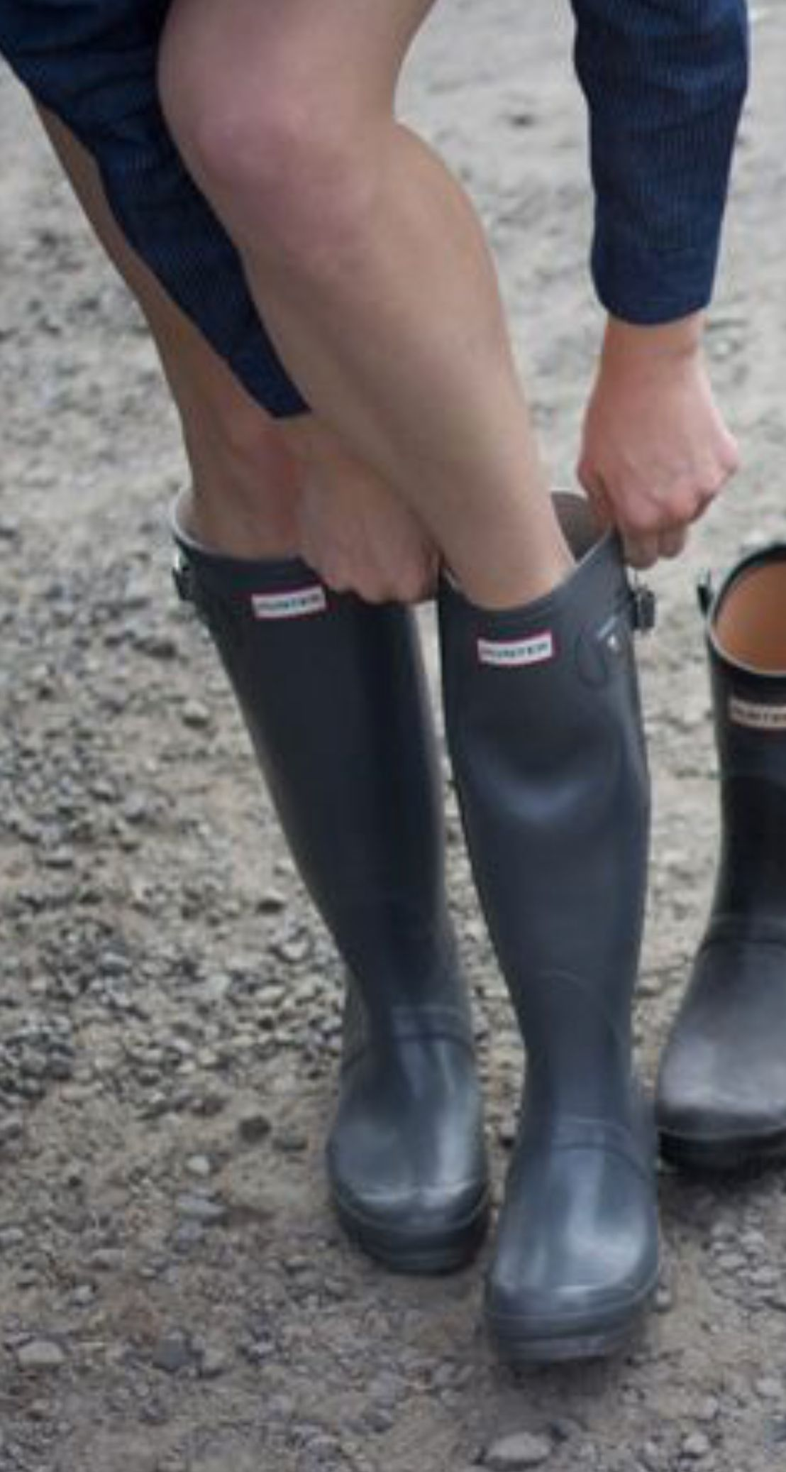quality design 6b3e8 77ad6 Pin von Herb auf Hunter wellies | Gummistiefel, Gummistiefel ...