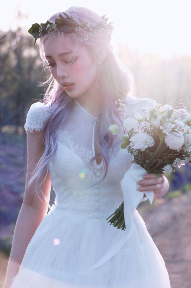 Korean Instagram star and YouTube vlogger HyeMin Park