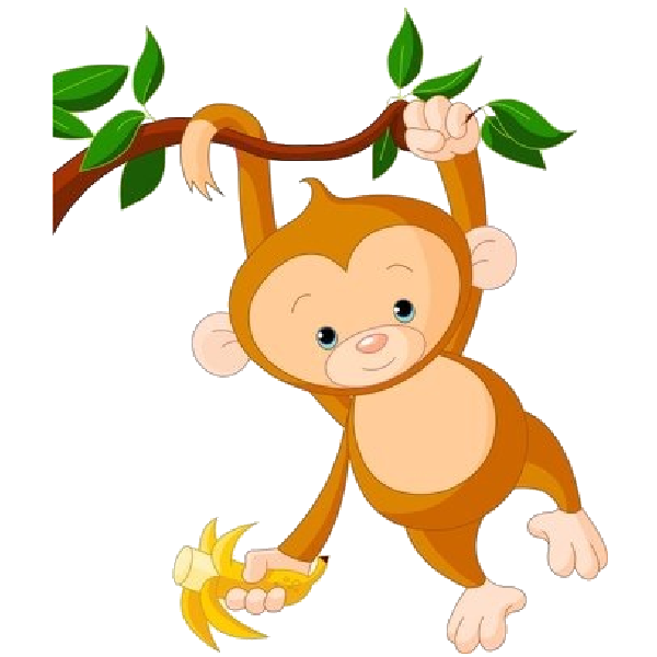 cute funny cartoon baby monkey clip art images all monkey cartoon rh pinterest com monkey clip art coloring pages monkey clip art for kids