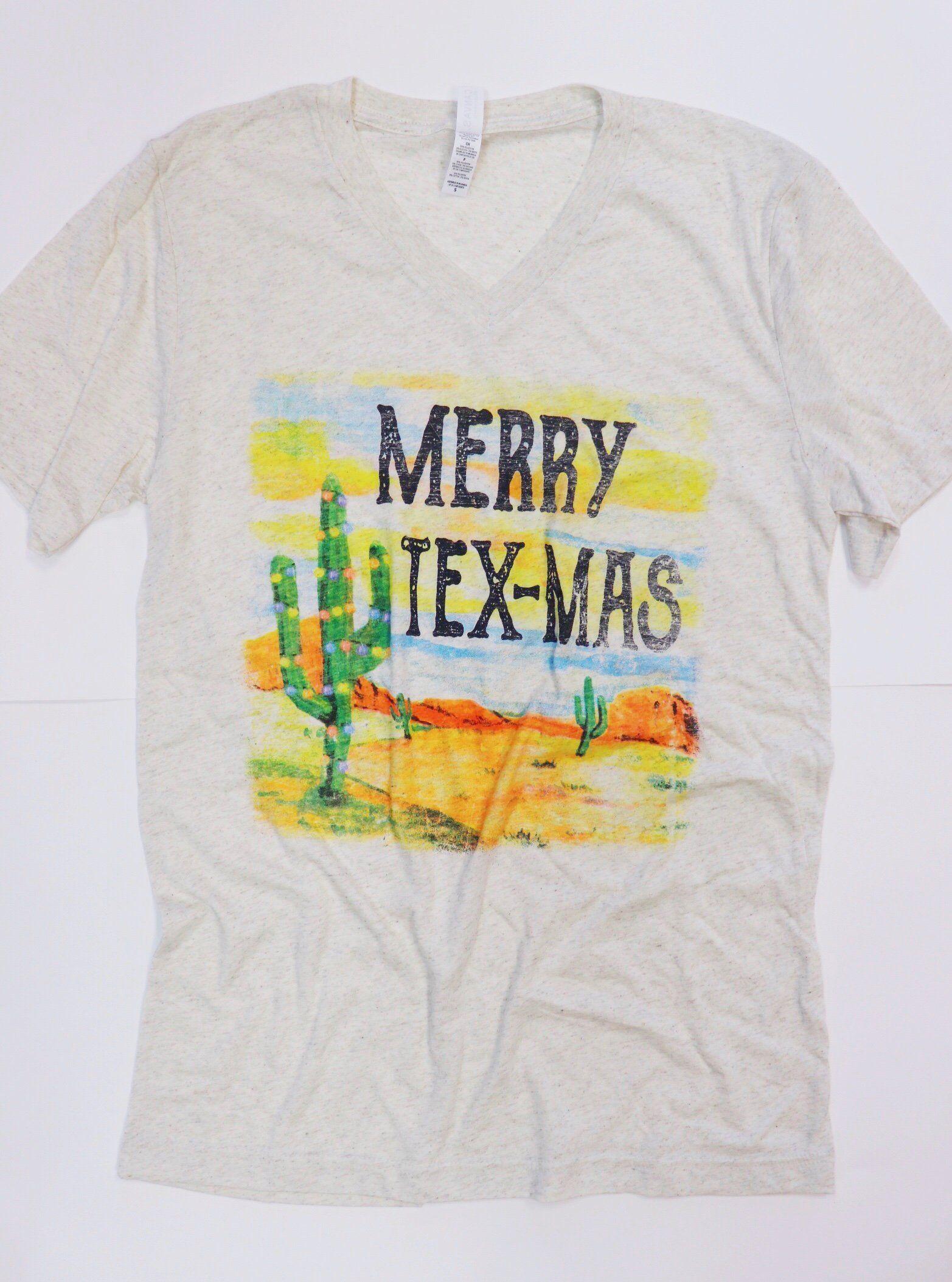 Tex-Mas Christmas Tee