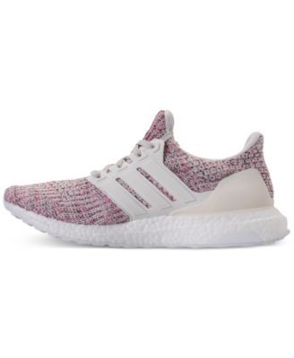 adidas Women s UltraBoost Running Sneakers from Finish Line - White ... 7da98c2ee