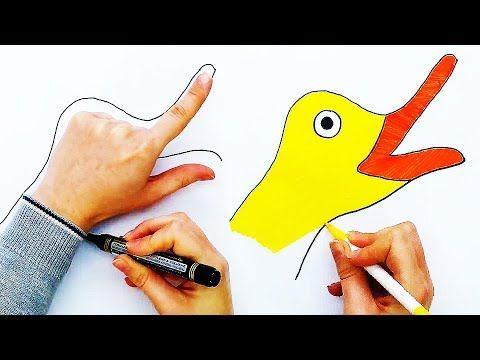 Çocuklarla birlikte yapabileceğiniz 30 kolay çizim yöntemi! #artanddrawing