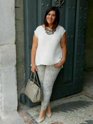 Outfits Para Ir Al Trabajo Formal Y A La Moda Tallas Grandes Moda Para Gorditas Ropa Ropa De Moda