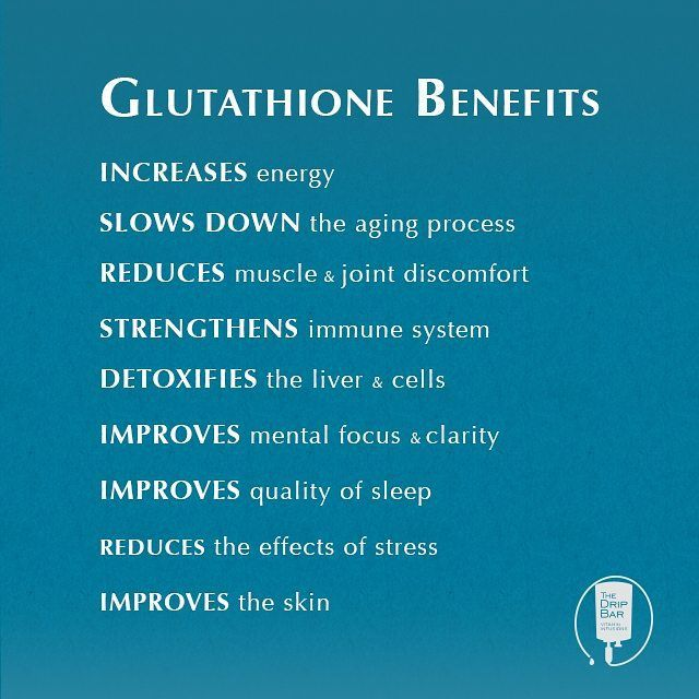 #Glutathione can be added to any drip as a booster, or can be done as a standalone push. Here's what it can do for you! http://bit.ly/1k7wI0F #GetDripped #HookMeUp #amazing