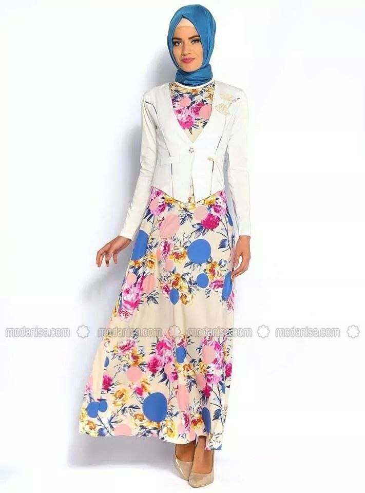 9160e5656 Modanisa | hegab / الحجاب مﻻبس | Hijab fashion, Modest fashion, Fashion