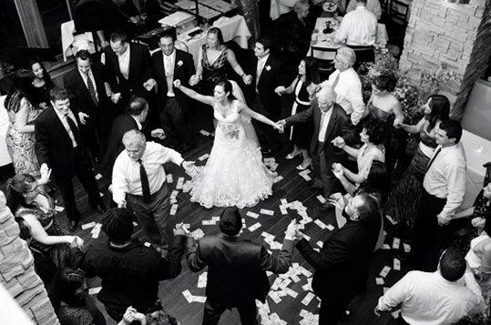 Kennenlernspiel Hochzeit