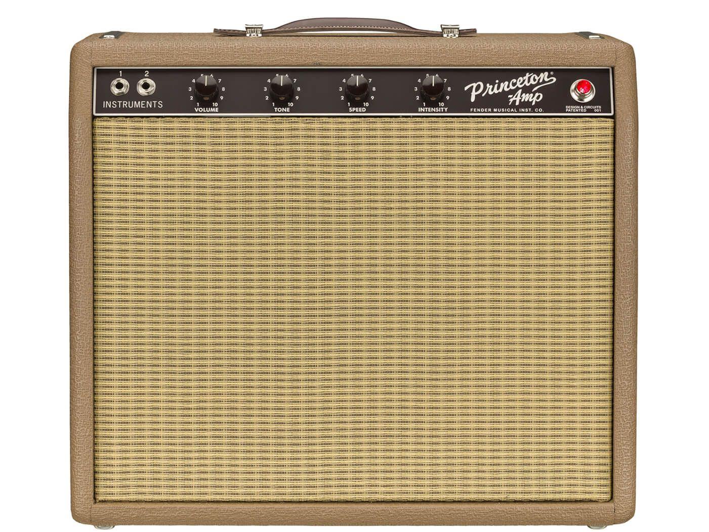 Fender releases 62 princeton chris stapleton signature