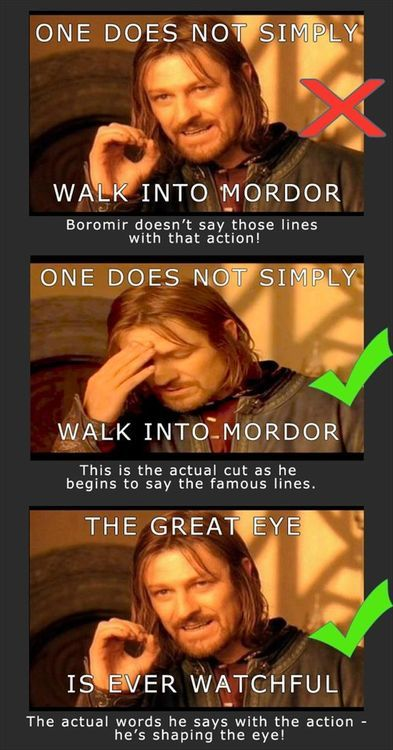 Exactlybut Ill Still Pin Them Tolkiens Univers
