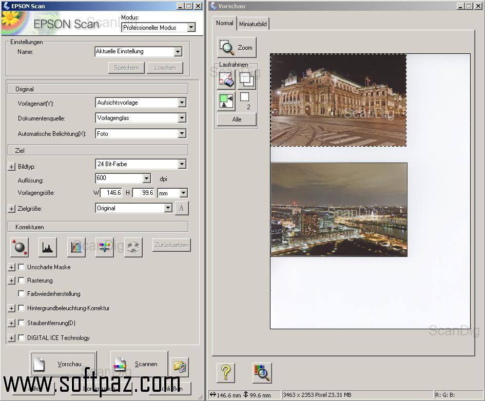 free cv scanner software