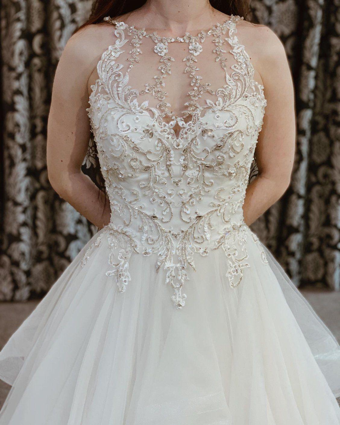 Unique Princess Ball Gown Wedding Dresses Maggiesottero Weddingdress Weddinginspo Weddingins Ball Gowns Wedding Princess Ball Gowns Ball Gown Wedding Dress