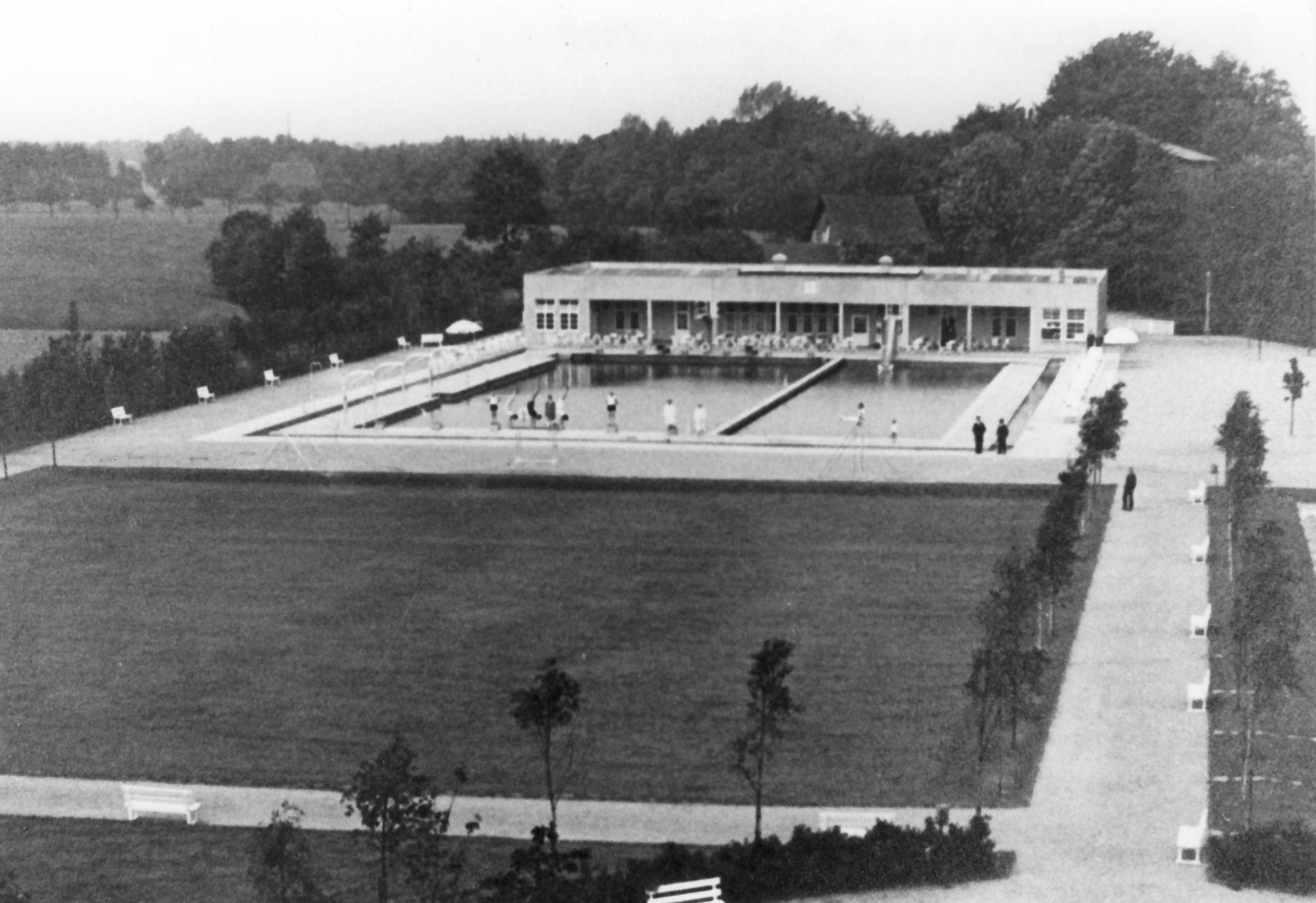 Parkbad Gutersloh Bilder Historische Bilder Historisch