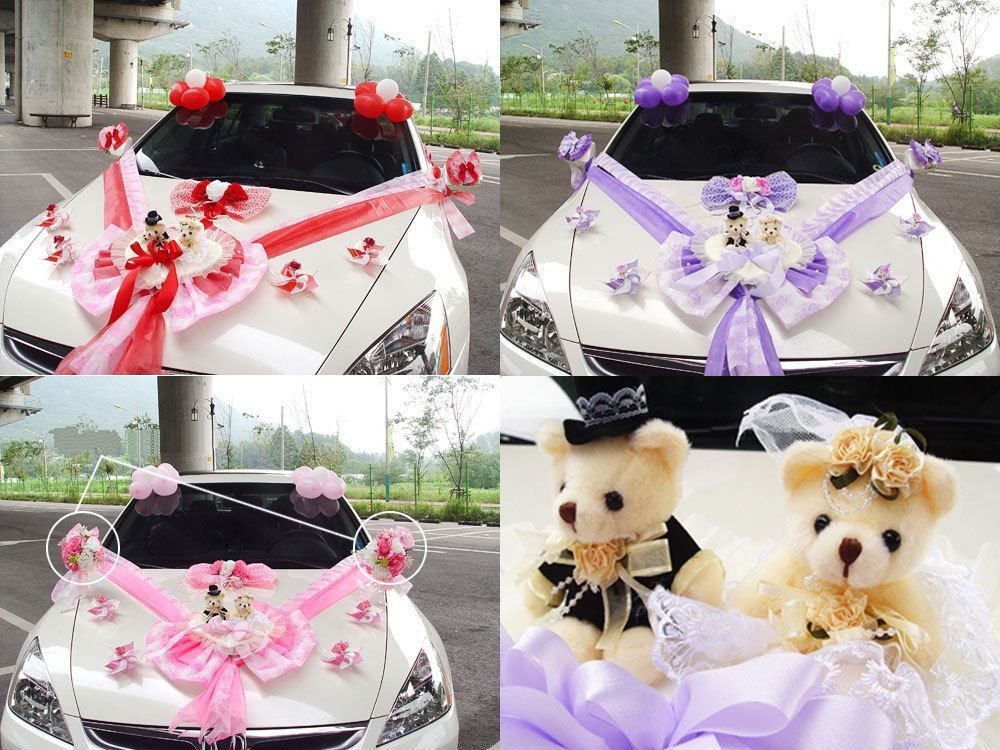 Diy Wedding Car Decoration Ideas Craft Ideas Pinterest Diy
