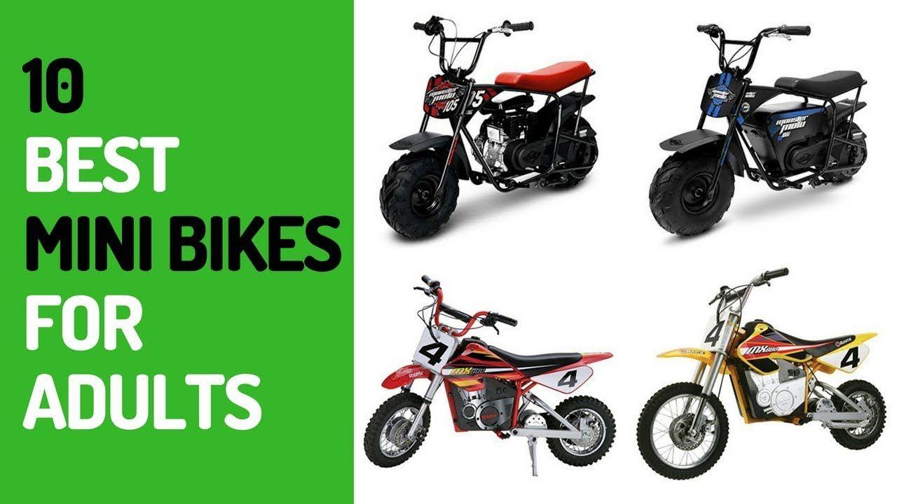 Mini Bikes Aœ Top 10 Best Mini Bikes For Adults Updated In 2020