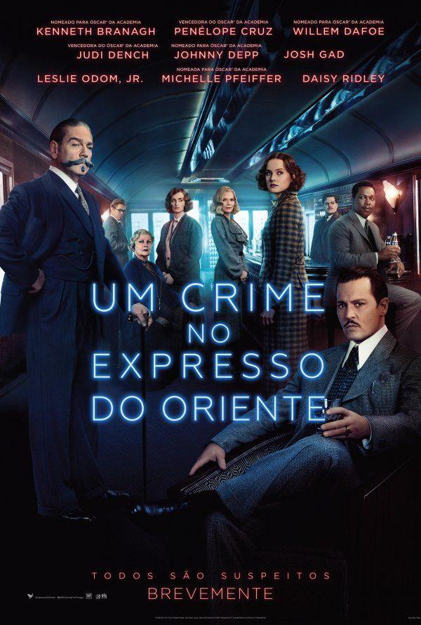 Um Crime No Expresso Do Oriente Ver Filme Em Portugues Dublado