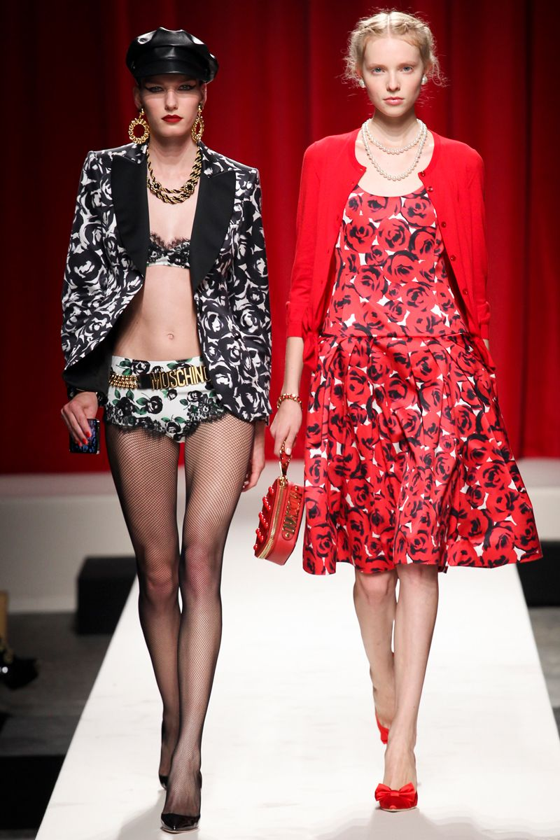 Moschino+Spring+2014+RTW+-+Review+-+Fashion+Week+-+Runway,+Fashion+Shows+and+Collections+-+Vogue
