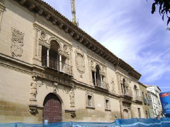 Jaén Baeza Ayuntamiento