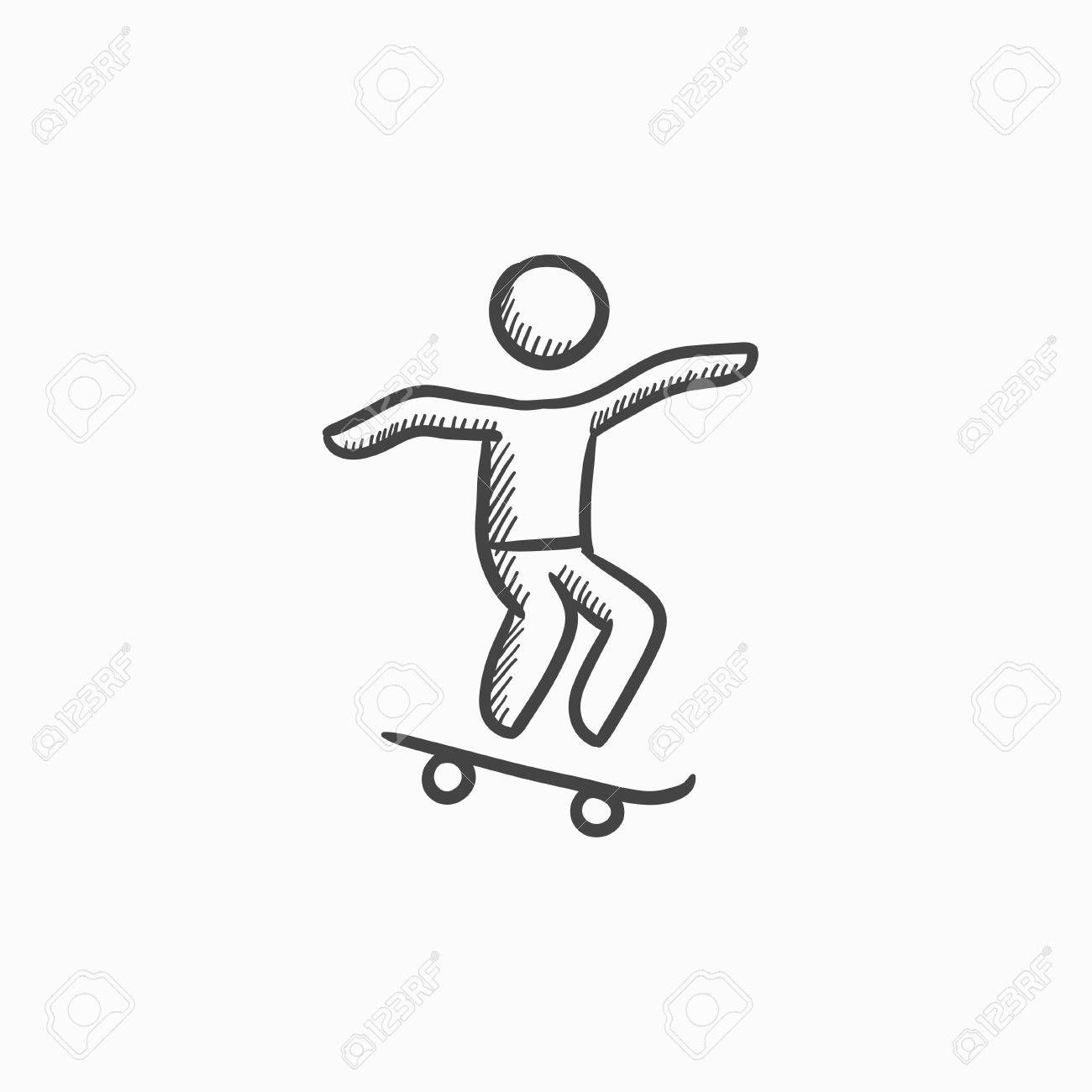 Image Result For Riding Skateboard Drawing Skateboard Drawings Riding