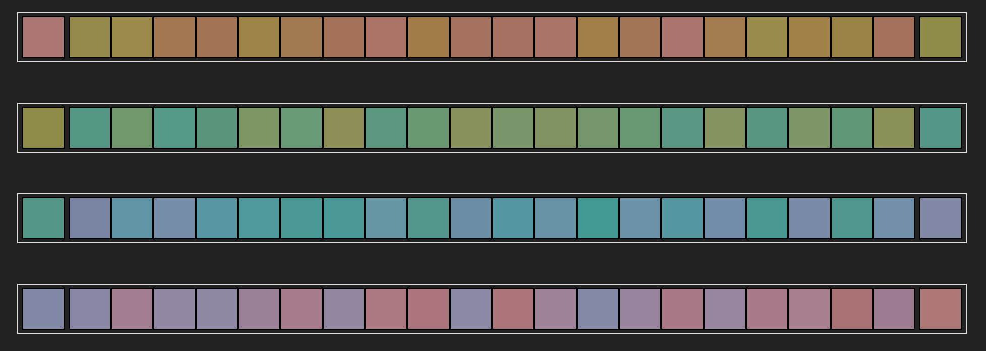 Game order colors - Hue Test Drag And Drop The Colors In Each Row To Arrange Them By Hue Order