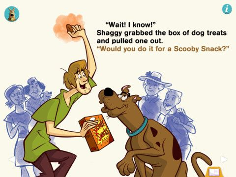 FREE App ScoobyDoo Who Are You Kids reading books, Fun