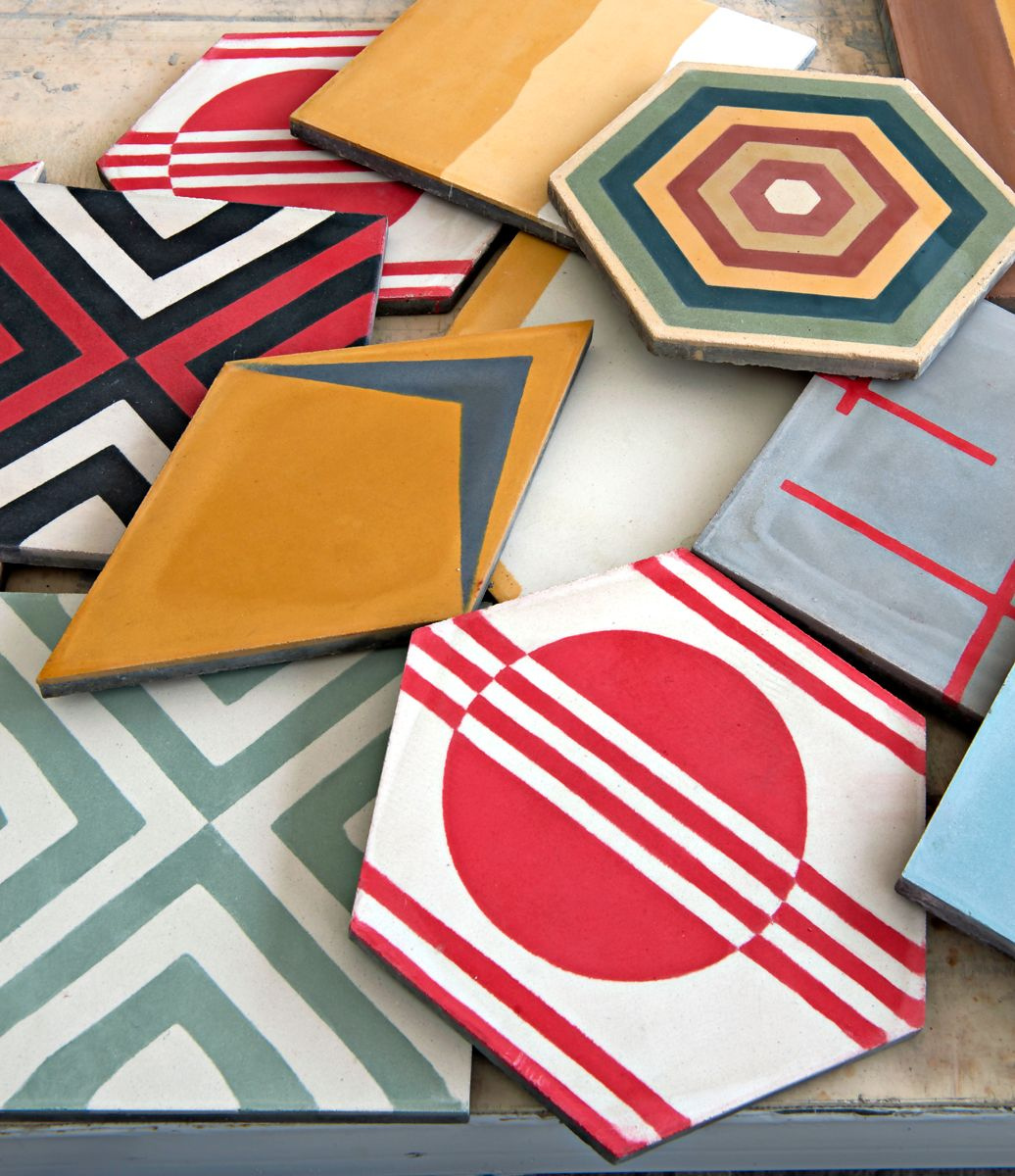 Una selezione di piastrelle Popham design, a partire da 130 euro ...