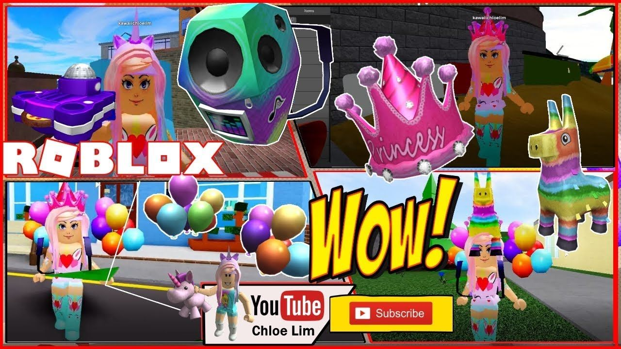 Roblox Pizza Party Event 2019 How To Get Four Event Items