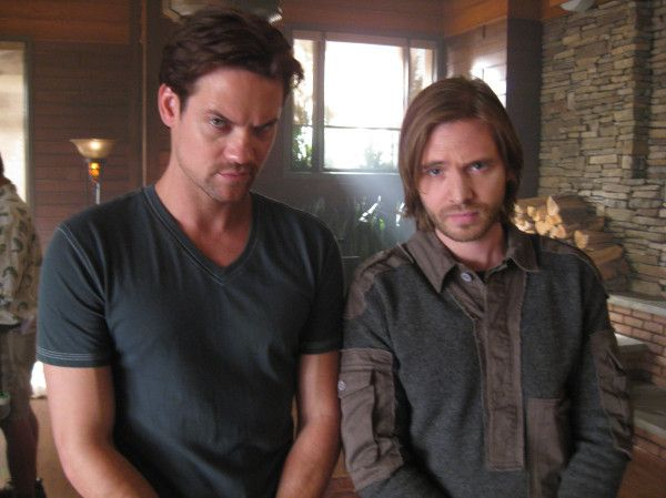 Shane West And Aaron Stanford