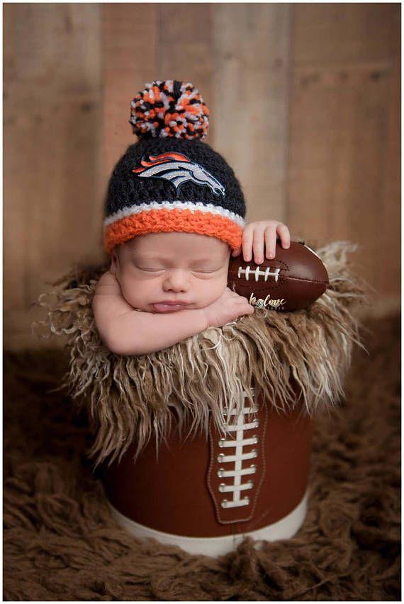 d80559427 Denver Broncos hat baby boy