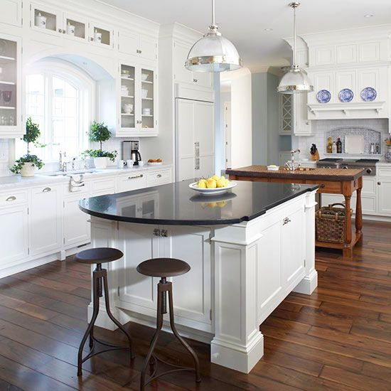 White Kitchen Cabinets Maintenance: Sunday Cleaning Habits Of People With Sparkling Homes