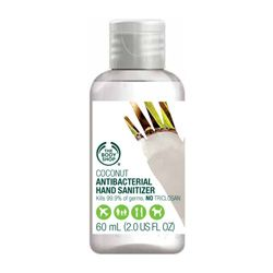Coconut Antibacterial Hand Sanitizer The Body Shop Best If