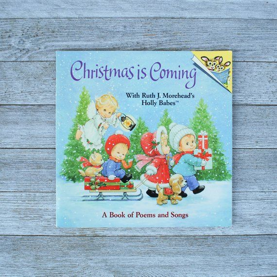 Christmas is Coming: A Book of Poems and Songs