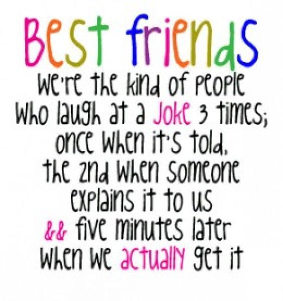 True Best Friend Quotes | Cute Friendship Quotes And Sayings  Cute True Friend  Quotes.