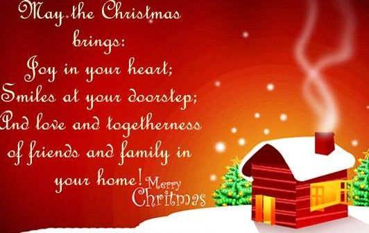 Advance merry christmas wishes for friends merry for Merry christmas wishes for friends