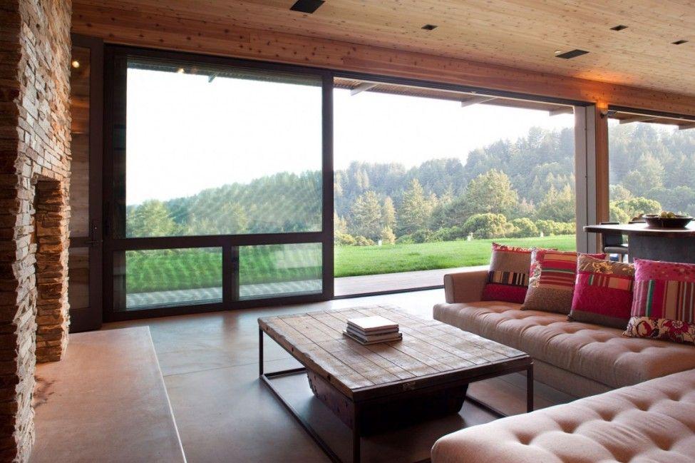 Rustic Interior Decorating In Village modern rustic home design and architecture ideas Interior Design, Home design