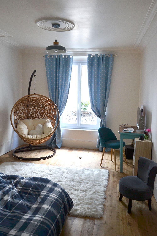 travaux avant apr s transformation de la chambre. Black Bedroom Furniture Sets. Home Design Ideas