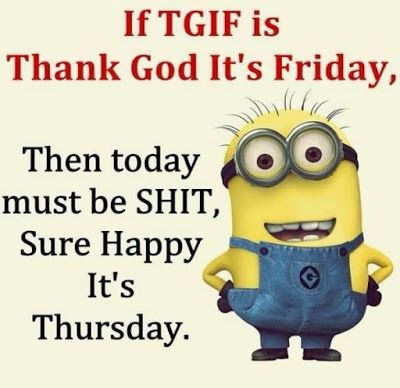 Funny Good Morning Quotes For Thursday 6