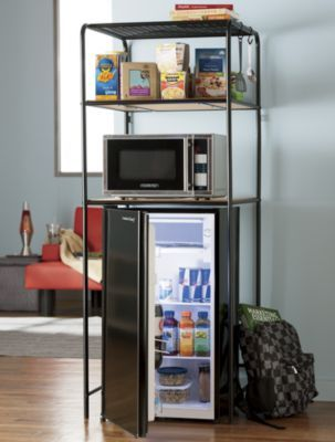 Refrigerator Storage Stand Dorm Room Storage Dorm Room Food