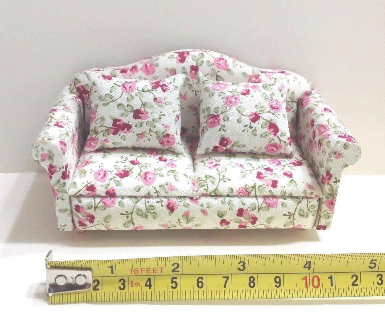 Dollhouse Sofa-eBay | So You Want to Build a Dollhouse | Pinterest ...