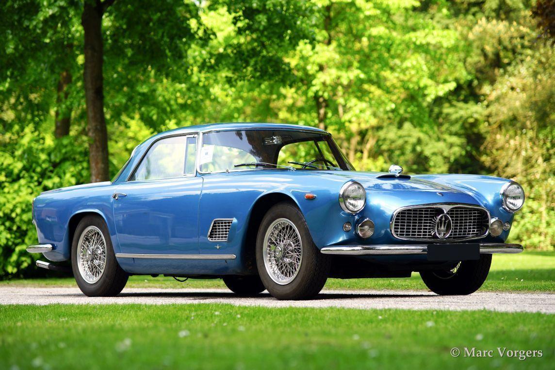 1960 Maserati 3500 Gt Autos Antiguos 1951 A 1960 Pinterest